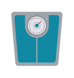 body weight balance vector image vector image