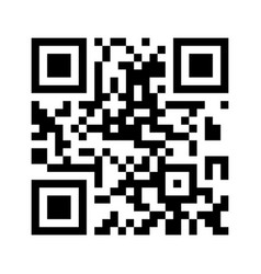 promotional qr code - black friday sale ready to vector image