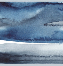 Blue paint background vector