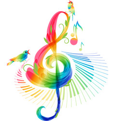 Music background on white background vector