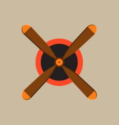 Propeller fan wind ventilator equipment air vector