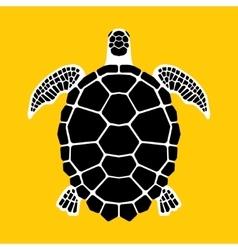 Turtle icon symbol vector