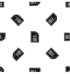 File png pattern seamless black vector