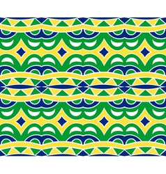 Incas Seamless Pattern vector image