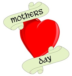 Tattoo Style Mothers Day vector image