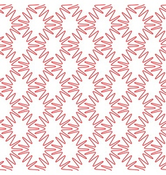 Wavy stripes seamless pattern abstract stylized vector