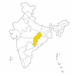 Chattisgarh vector
