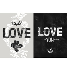 Happy Valentines day backgrounds vector image vector image