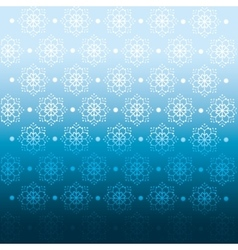 Winter blue background crop vector