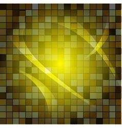 Sparkling disco background vector