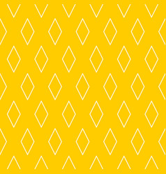 Tile yellow and white pattern or background vector