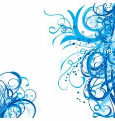 Swirl design vector