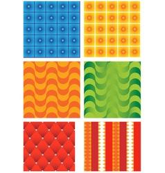 volumetric wallpaper vector image