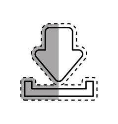 Download internet symbol vector image