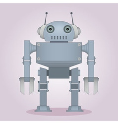Robot15 vector image