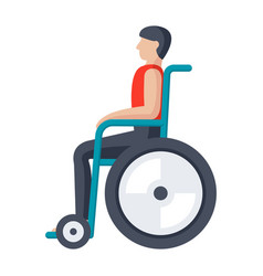 Disability icon vector