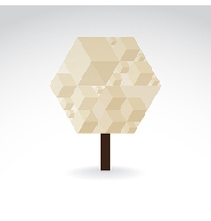 Symbolic tree vector