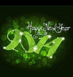 New year abstract background vector