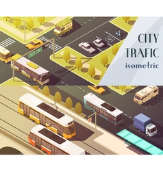 Transport Banners Set vector image vector image