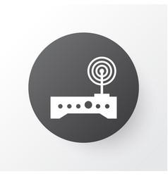 wifi modem icon symbol premium quality isolated vector image vector image