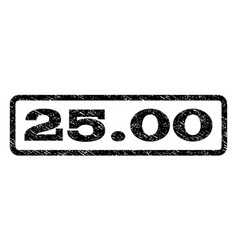 2500 watermark stamp vector