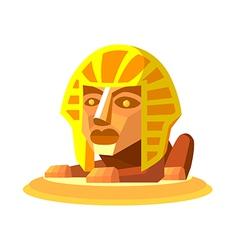 Icon sphinx vector