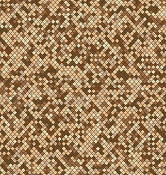 Square Mosaic Texture vector image