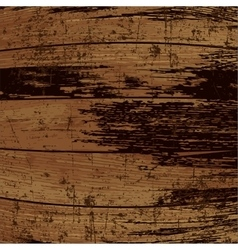 Template grunge wood texture vector