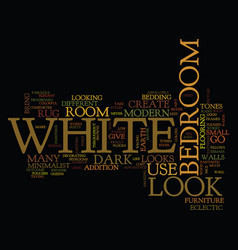 you can never go wrong with white text background vector image vector image