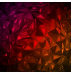 Rumpled abstract background EPS 8 vector image