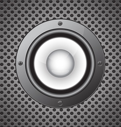 Audio speaker2 vector image