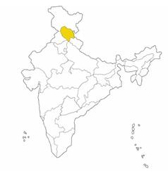 Himachal pradesh vector