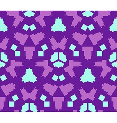 Purple violet blue color abstract geometric vector