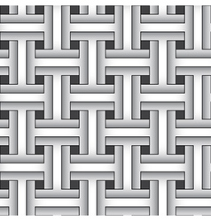 Weaving monochromatic pattern vector