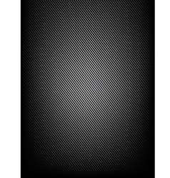 Abstract background dark and black carbon fiber vector image vector image