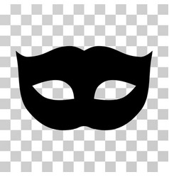Privacy mask icon vector