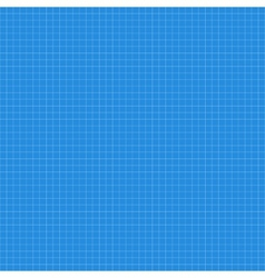 Blue squared paper seamless texture vector