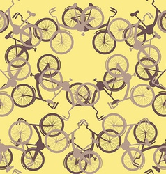 ByciclePink18 vector image