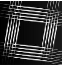 Metallic pattern design grid black background tex vector
