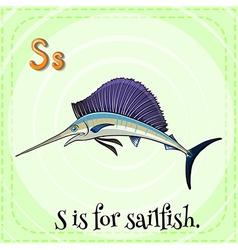 Sailfish vector