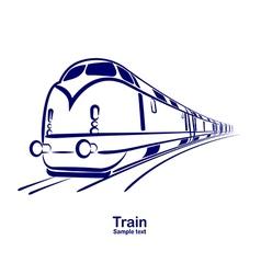 Train 2 vector
