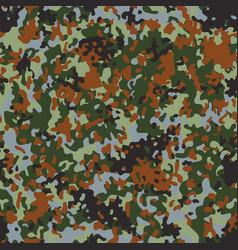 Belgian flectarn camouflage seamless patterns vector