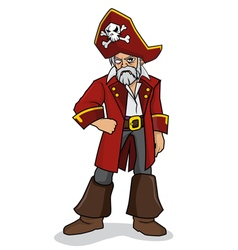 One eyed pirates vector