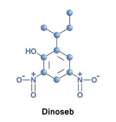 Dinoseb herbicide dinitrophenol vector