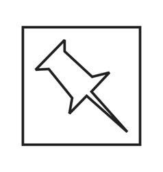 Pinboard vector