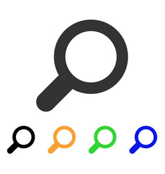 view icon vector image vector image