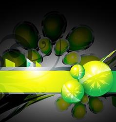Abstract art vector