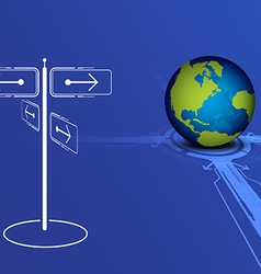 decisions of the world vector image