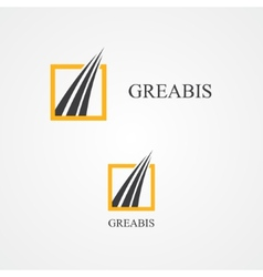Logo for trade or construction company vector