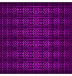 Vintage victorian retro seamless pattern vector image